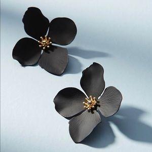Anthropologie garden party earrings